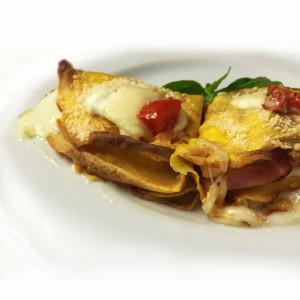crepes-prosciutto-mozzarella-ristorante-belvedere-subiaco